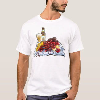Mudbugs and Brew T-Shirt