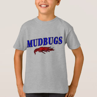 Mudbugs Red Crawfish T-Shirt