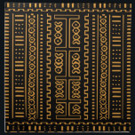 "Mudcloth Pattern Napkin<br><div class=""desc"">Add a cool cultural touch to your table with Decor Designs African inspired pattern napkin.</div>"