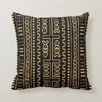 Mudcloth Throw Pillow