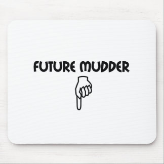 Mudder futuro mousepad