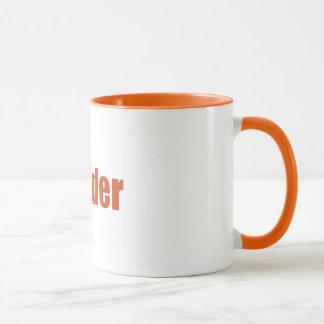 Mudder Mug