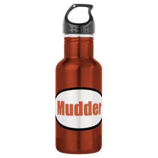 mudder 18oz water bottle
