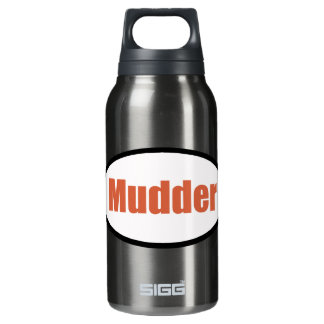 mudder 10 oz insulated SIGG thermos water bottle