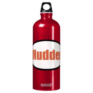 mudder SIGG traveler 1.0L water bottle