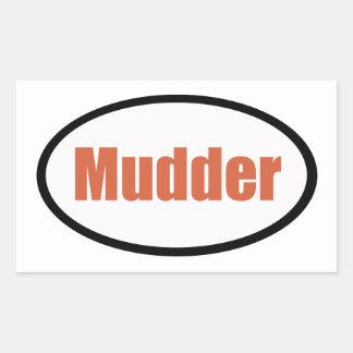 mudder stickers