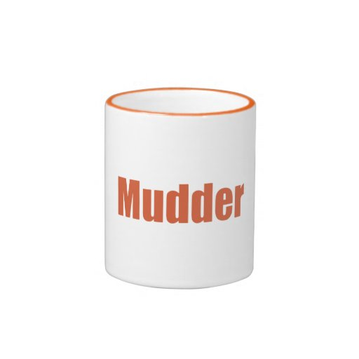 Mudder Taza A Dos Colores
