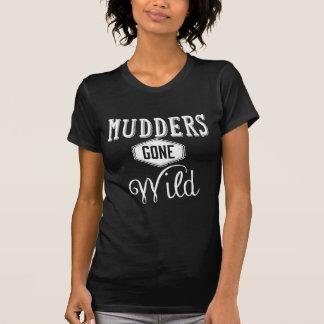 Mudders Gone Wild T Shirt