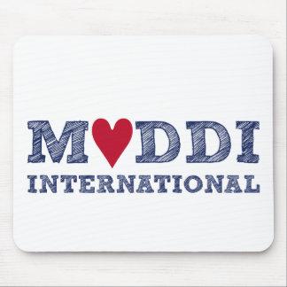 MUDDI INTL Series zum Muttertag Mouse Pad