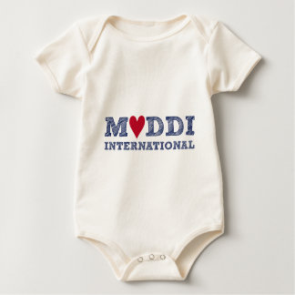 MUDDI INTL Series zum Muttertag Romper