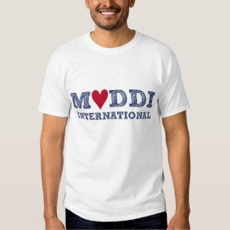 MUDDI INTL Series zum Muttertag T-shirt