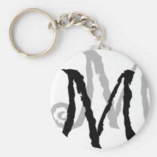 Muddle Management Logo Keychain