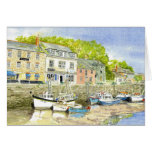 'Muddy Bottoms (Padstow)' Card