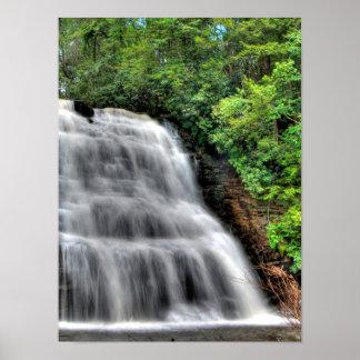 Muddy Creek Falls, Maryland Poster