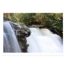 Muddy Creek Falls Postcard