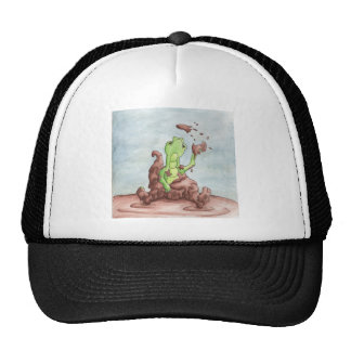 Muddy Dragon Trucker Hat