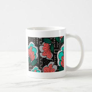 Muddy Floral Mug