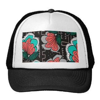 Muddy Floral Trucker Hat