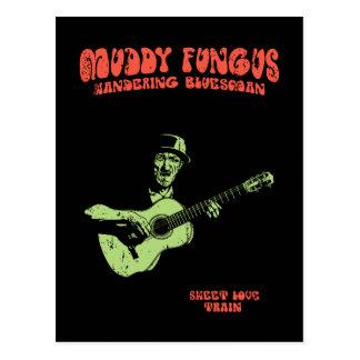 Muddy Fungus SLT Postcard