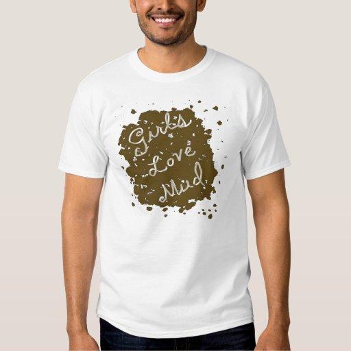 Muddy shirt