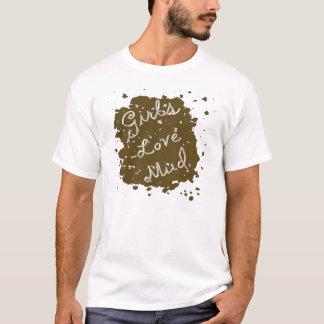 Muddy Girls Love Mud TShirt