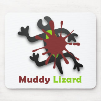 Muddy Lizard Items Mouse Pads