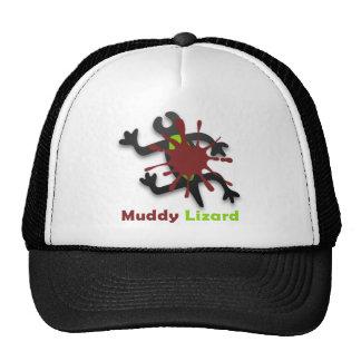 Muddy Lizard Items Trucker Hat