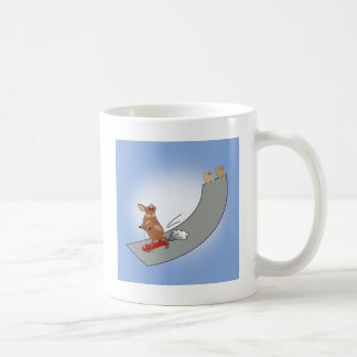 Muddy Riding the Ramp Coffee Mug