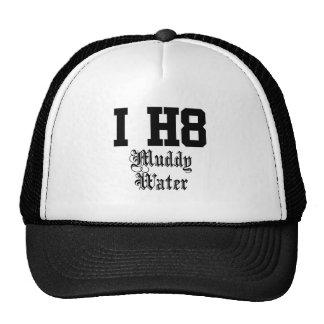 muddy water trucker hat