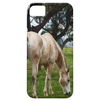 Muddy_White_Horse, caso del _iPhone 5/5S iPhone 5 Funda
