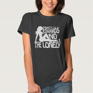 Mudflap Girl - Black T-shirt