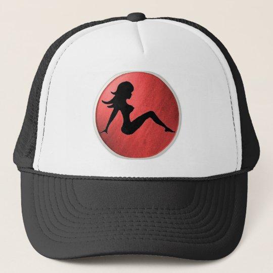 Mudflap Girl Trucker Hat