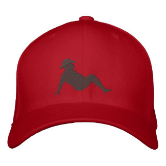 MudFlap Man Cap Embroidered Hat
