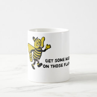Mudflaps Coffee mug