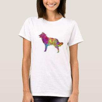 Mudi in watercolor 2 T-Shirt