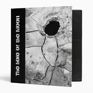 Mudpot or hole 3 ring binders