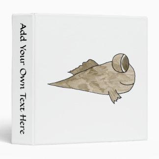 Mudskipper Fish. Binder