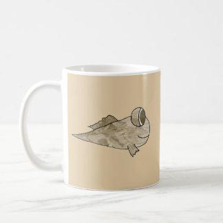 Mudskipper Fish. Classic White Coffee Mug