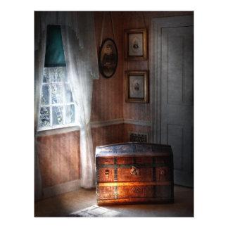 """Muebles - secretos de la familia folleto 8.5"""" x 11"""""""