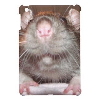 mueca caso del iPad de la rata del mini