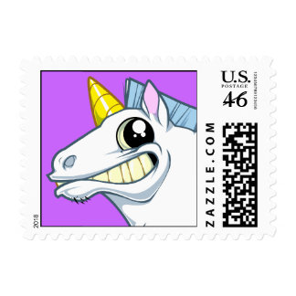 Mueca de unicornio