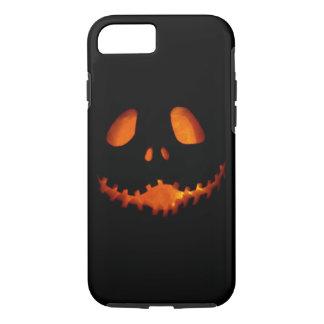 Mueca del esqueleto de la Jack-o-Linterna de Funda iPhone 7
