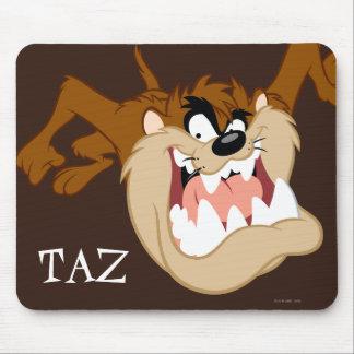 Mueca del mal de TAZ™ Mousepad