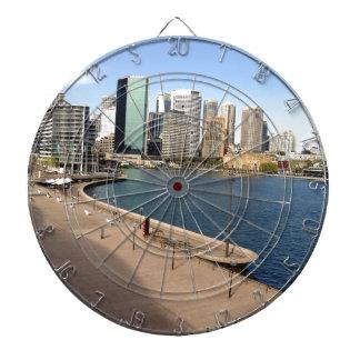 Muelle circular, Sydney Tablero Dardos