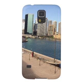 Muelle circular, Sydney Carcasas Para Galaxy S5