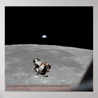 Muelle de Apolo 11 Póster