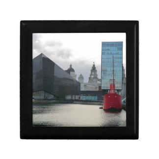 Muelle de enlatado Liverpool Caja De Joyas
