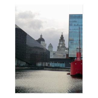 Muelle de enlatado Liverpool Postal