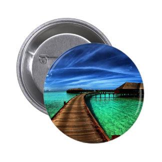 Muelle del cielo de Bluewater Pin