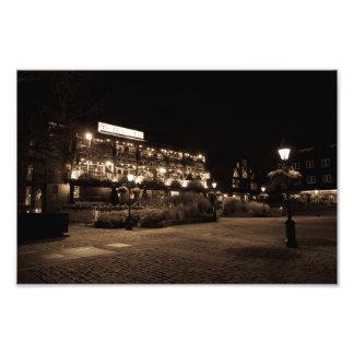 Muelle Londres del st Katherines del Pub del mesón Fotografía